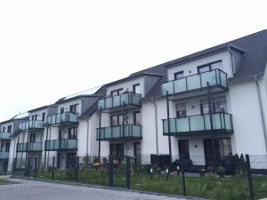 Mehrfamilienwohnhäuser, Dortmund